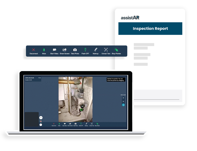 Remote Inspection and Audit tools